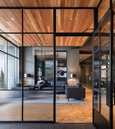 CODA Lobby | Semple Brown | Architects & Designers | Archinect