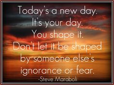 59 Best Today Is A New Day Images Inspirational Qoutes Inspiring