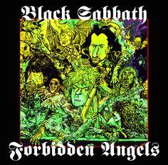 Black Sabbath - 1995 - Forbidden Angels (Live in Lund, Sweden)