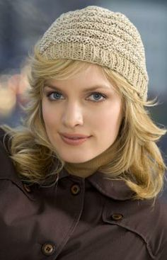 Knit-Welted Cap Pattern