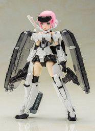 Frame Arms - Frame Arms Girl - Frame Arms Girl Gourai - Monotone Form (Kotobukiya)
