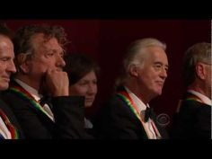 "Ann  Nancy Wilson (Heart) - ""Stairway To Heaven"" - Kennedy Center Honors Led Zeppelin (Dec 2012).  This is one of the best videos I've seen.  Bonzo's boy Jason Bonham is on drums, Nancy Wilson plays acoustic lead, Shane Fontayne plays electric lead, all excellently, but Ann Wilson (backed by a huge choir) knocks the vocals out of the park, leaving Plant almost in tears."