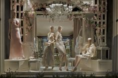 Ralph Lauren Beverly Hills CA Spring Collection 2012 Window 7