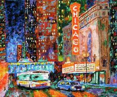 chicago painting...