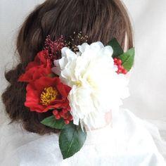 Japanese Hairstyles, Creema, Hair Styles, Hair Plait Styles, Hair Looks, Haircut Styles, Hairdos, Hairstyles, Hair Cuts