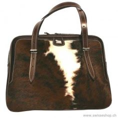 Tasche gross Kuhfell & Leder / Pocket largely cow's fur and leather No matter whether it is this pocket, or a smaller. The quality is right. Cow, Pocket, Leather, Bags, Fashion, Souvenir, Switzerland, Schmuck, Handbags