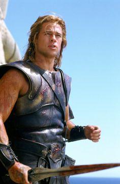 Still of Brad Pitt in Troy (2004)