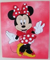 Resultado de imagen de fondos de minnie mouse