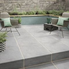 Wickes Al Fresco Grey Indoor & Outdoor Porcelain Floor Tile 610 x worksheet worksheet for kids worksheet student Terrace Tiles, Terrace Floor, Garden Tiles, Patio Tiles, Garden Floor, Balcony Tiles, Cement Patio, Garden Paving, Terrace Garden