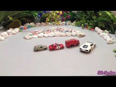 Toy Car Collection   Sport Car Toys for kids   Fire Truck Toys for kids ...