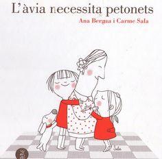 CONTE: L'àvia necessita petonets - Herminia Arnau - Àlbums web de Picasa