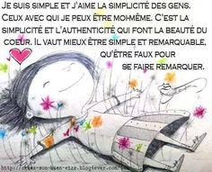 La simplicité ...