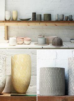 ceramics by David Pottinger