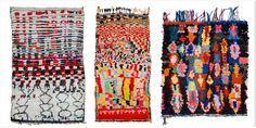 Berber Boucherouite rug