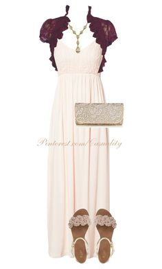 Maxi & Bolero by casuality on Polyvore featuring polyvore fashion style VILA PacificPlex Oasis 1928