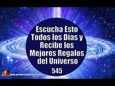RECIBE DINERO DE FORMA INESPERADA - 520- PODEROSO- PROSPERIDAD UNIVERSAL - YouTube