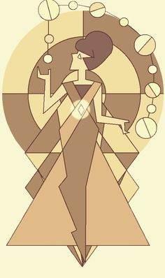 Orange diamond Steven Universe