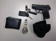 Edc, Hand Guns, Firearms, Pistols, Every Day Carry