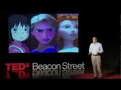 Omg you need to WATCH THIS TED TALK RIGHT NOW    It's (almost entierly non-problematic) feminist: yes    It talks about social ques given to children through kid's movies and the whole Magical Quest trope: yes    It talks about raising boys to respect women in a way that's not just chilvarly: yes    It's written by a man: yes