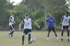 Photo Gallery and Story: UTB Men's Soccer beat Alumni 6-1.  http://www.utbathletics.com/article/1895.php