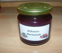 Rezept Glühweinmarmelade von LuLuTi - Rezept der Kategorie Saucen/Dips/Brotaufstriche