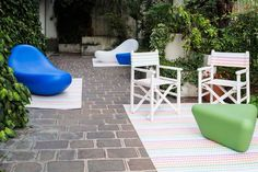 New idea for the patio.... MISSONIHOME