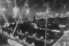 Праздничная Москва 43-49 гг