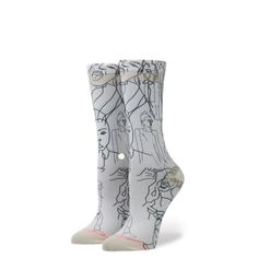Stance | Faces | Women's Socks | Official Stance.com