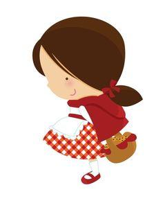 Κάρτες Χρονικής Ακολουθίας - tzeni skorda Le Gui, Red Riding Hood Party, Little Red Ridding Hood, Children Images, Foam Crafts, Digi Stamps, Illustrations, Cute Cartoon, Cartoon Characters
