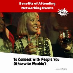 What are the benefits of attending networking events? To Connect With People You Otherwise Wouldn't. #networkingevents #businessevents #business Networking Events, Business Networking, Business Events, Connection, Facts, Learning, People, Studying, Teaching