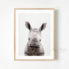 Baby Rhino Print Nursery Art Baby Animal Safari Animals Wall Art by Amy Peterson - Amy Peterson Art Studio™ - Baby Rhino Print Nursery Art Baby Animal Safari Animals Wall Art by Amy Peterson Baby Rhino Print Nursery Art Baby Animal Safari Animals Wall