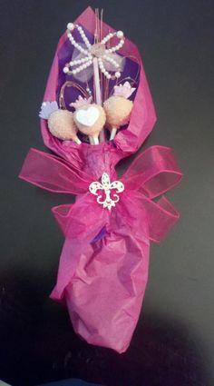 Princess Cake Pop Bouquet