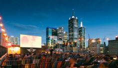 10 of the best rooftop bars in Australia: Rooftop Bar & Cinema, Melbourne   Sitting atop Swanston Street's Curtin House (which also houses The Toff in Town and Thai restaurant Cookie) is must-mention venue Rooftop Bar & Cinema. When they're not screening new-release films, cult classics or hosting themed nights (the Valentine's Day film is always a good off-beat choice for the occasion), Rooftop functions as a large outdoor bar with a relaxed atmosphere, making it a great place to have a…