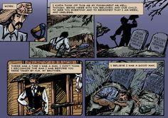 Big Iron on Pixelstrips.com  One of my favorite comics I've worked on. Big western fan.