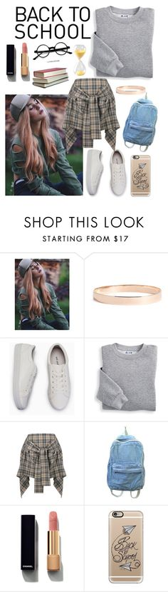 """""""Başlıksız #98"""" by aycanyl ❤ liked on Polyvore featuring Lana Jewelry, Blair, Vivienne Westwood Anglomania, Chanel and Casetify"""