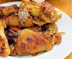Resep Ayam Bakar Bumbu Kuning | Info Resep Masakan Nusantara Hari Ini
