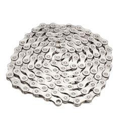 Durable Cadena de bicicleta de 10 Velocidades MTB Mountain Bike Road Bike Híbrido Anti-oxidación