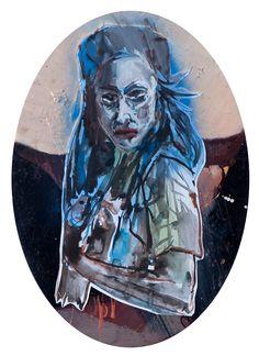 Tomáš Jetela: Bez názvu Batman, Portraits, Superhero, Fictional Characters, Art, Art Background, Head Shots, Kunst, Performing Arts
