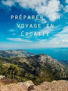 Préparer son voyage en Croatie- Good Morning - Your Health and Beauty New Travel, Travel Goals, Dubrovnik, Places To Travel, Places To Visit, Road Trip Europe, Hotels, Road Trip With Kids, Visit France
