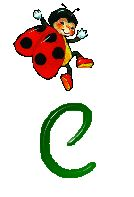 Alfabeto animado de Mariquita Saltarina.