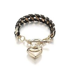 Leather Weave Heart Charm Bracelet (Black) null,http://www.amazon.com/dp/B00CY2XA86/ref=cm_sw_r_pi_dp_BIo1rb1W3W7Y4EE0