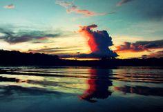 Lagoa Feia (Formosa - Goiás, Brasil)  Photo by Italo Vieira.