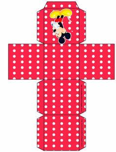 LARGE SET-- Montando a minha festa: Mickey