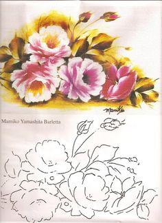 Coleção Pintura Tecido Nº 12 - Marci - Álbuns da web do Picasa