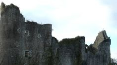 The ruins of Castle Leoch.