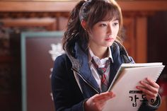 김지원 / Kim Ji Won in Gap Dong Drama at Tvn - the heirs , high kick , Yoo Rachel , ma ji wool , ji ul