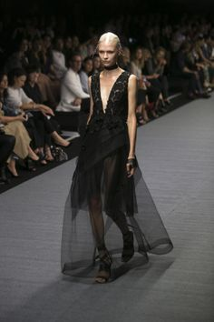 Carla Zampatti 2014/2015 spring/summer collection Mercedes-Benz Fashion Week Australia