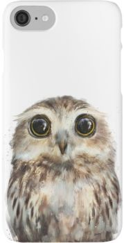 Little Owl iPhone 7 Cases