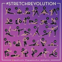 "Ok so y'all said you wanted to get flexy with me in March so here's your challenge! Join the #StretchRevolution!!! Stretch all 30 days and you could walk away with the ULTIMATE @popflex_active prize of your dreams. Rules! 1️⃣ Like this pic and comment ""I'm in!"" 2️⃣ Regram this pic! 3️⃣ Follow @blogilates, @poppilatesofficial, and @popflex_active 4️⃣ Post all 30 days of the challenge and #StretchRevolution. I'll tell you what the"