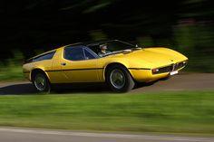 Maserati Bora 1971.